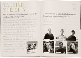 Xing Nr°00 - Talking the city